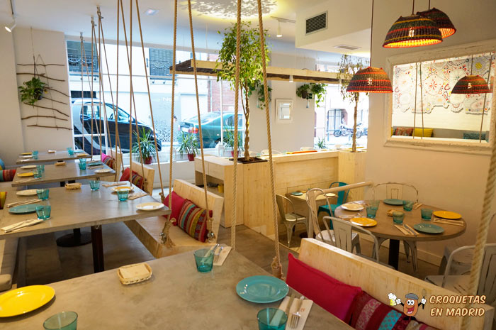 Croquetas de Boho Bar | Croquetas en Madrid