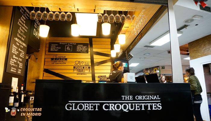 The Original Globet Croquettes