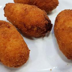 Croquetas de la Cafetería Grignolino
